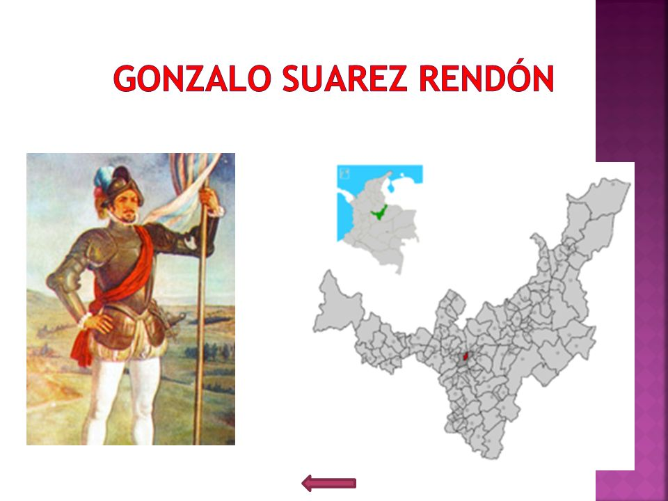 Gonzalo Suarez Rendón
