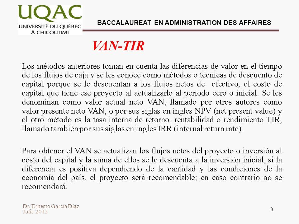 VAN-TIR