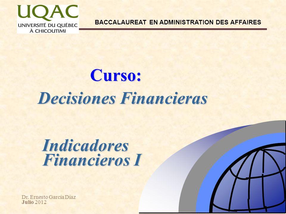 Decisiones Financieras