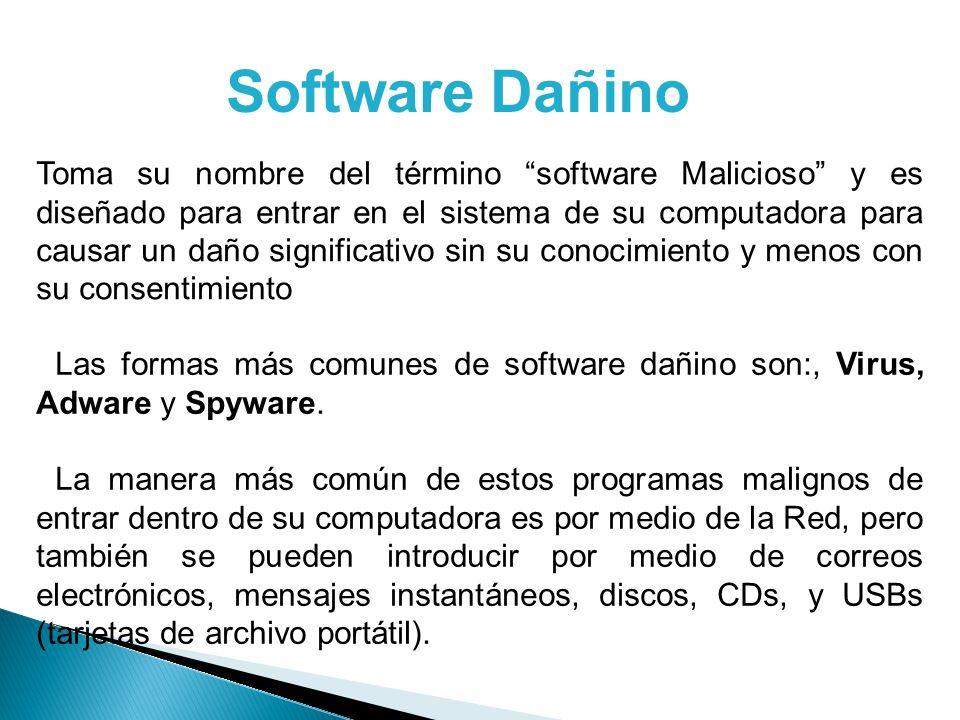 Software Dañino