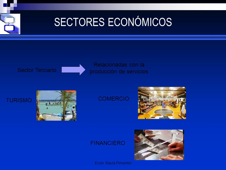 Relacionadas con la producción de servicios