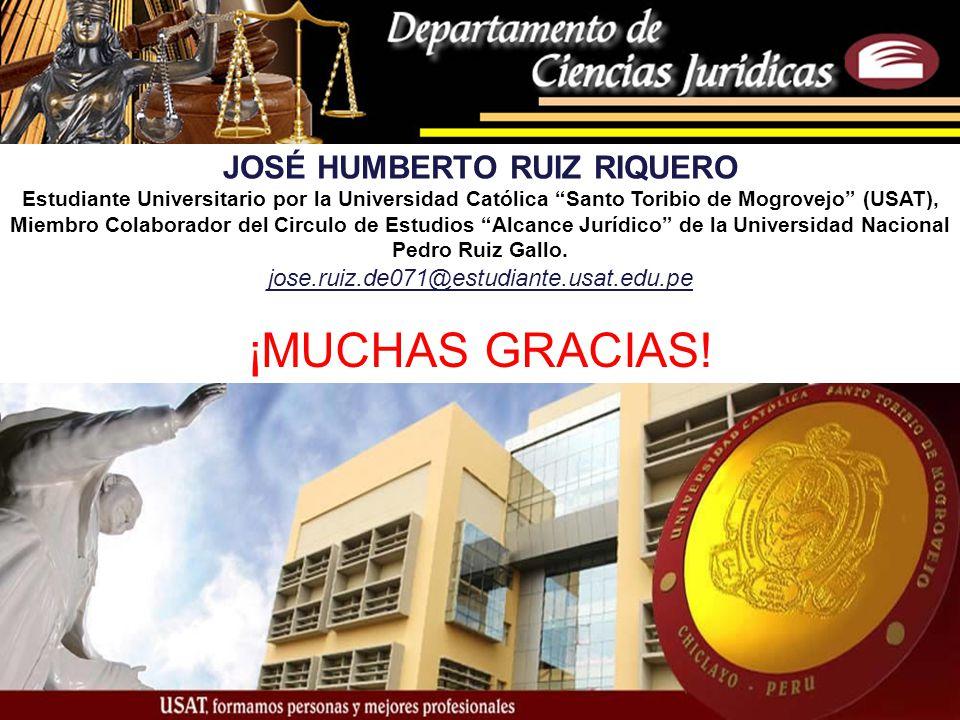 JOSÉ HUMBERTO RUIZ RIQUERO