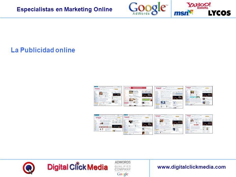 La Publicidad online