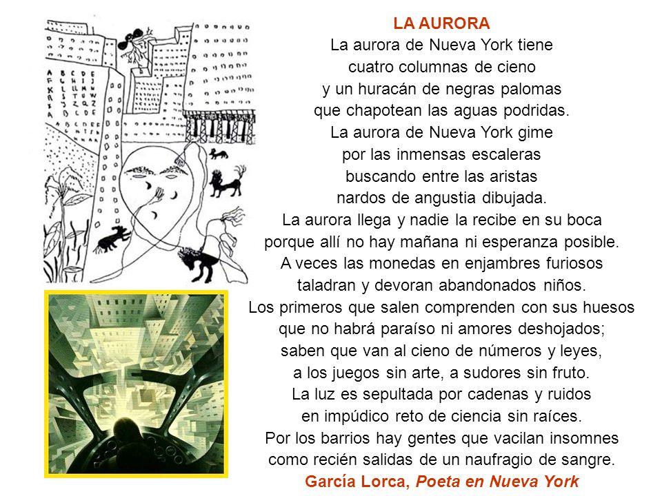 García Lorca, Poeta en Nueva York