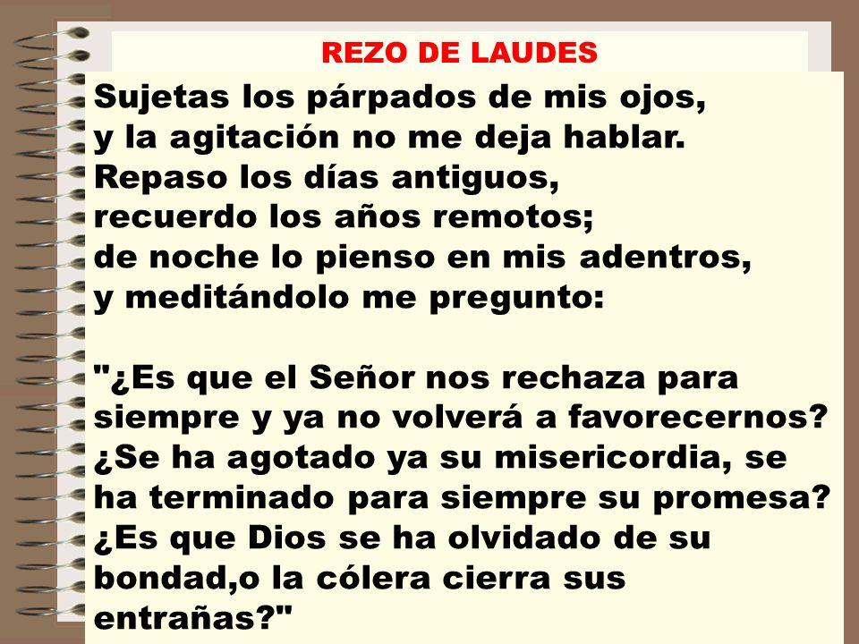 REZO DE LAUDES