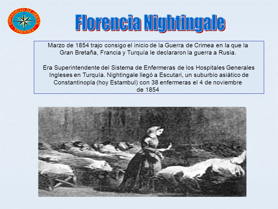 Florencia Nightingale