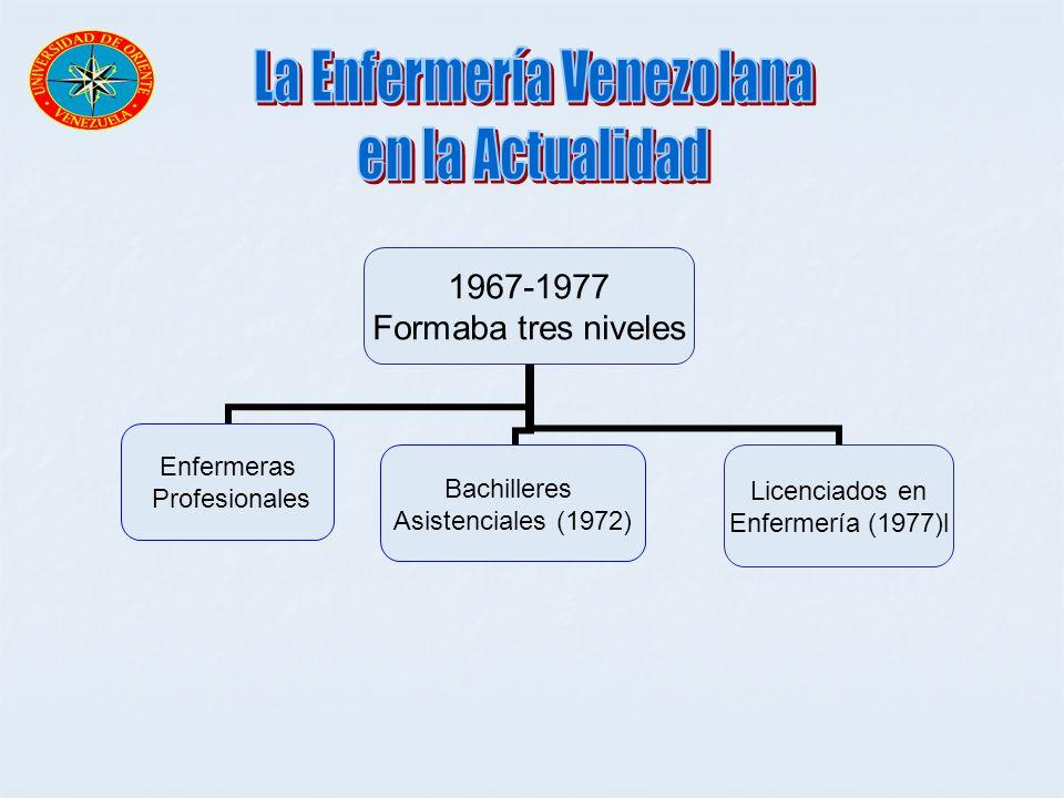 La Enfermería Venezolana