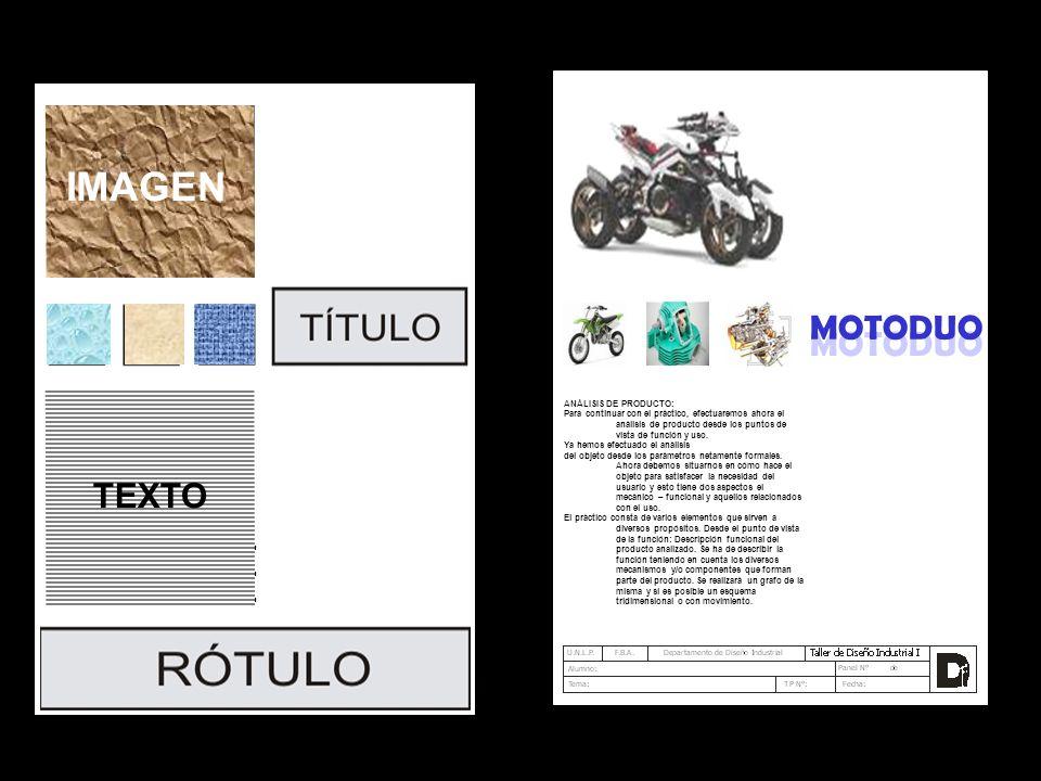 IMAGEN MOTODUO MOTODUO TEXTO ANÁLISIS DE PRODUCTO: