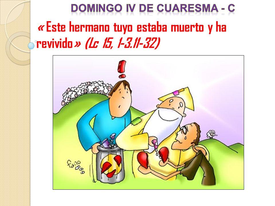 Domingo iv de cuaresma - c