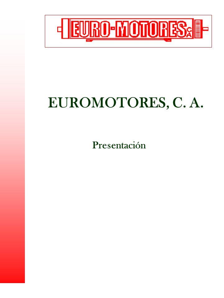 EUROMOTORES, C. A. Presentación 1