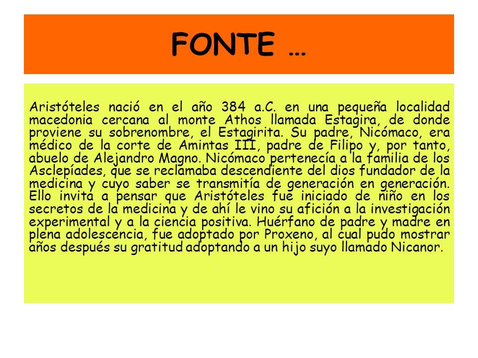 FONTE …