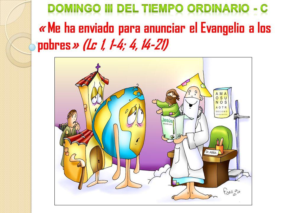 Domingo iii del tiempo ordinario - c