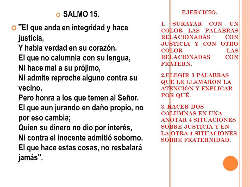 SALMO 15.