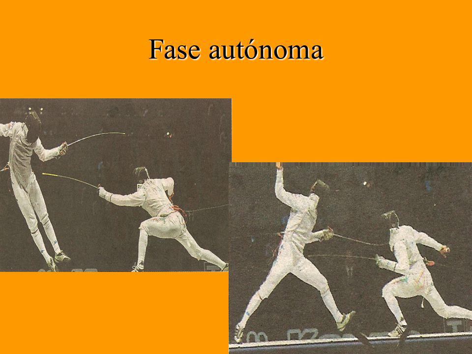 Fase autónoma 15