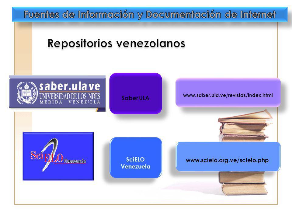 Repositorios venezolanos