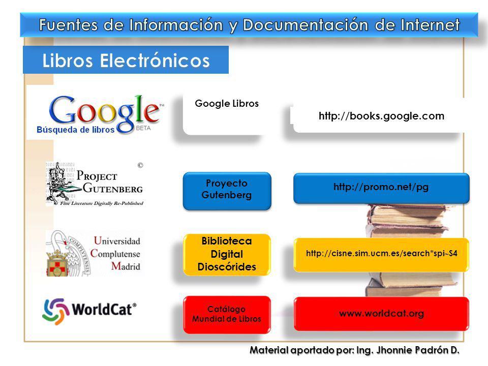 Fuentes de Información y Documentación de Internet