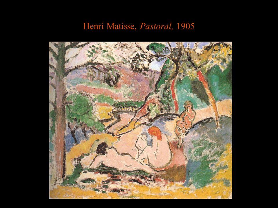 Henri Matisse, Pastoral, 1905