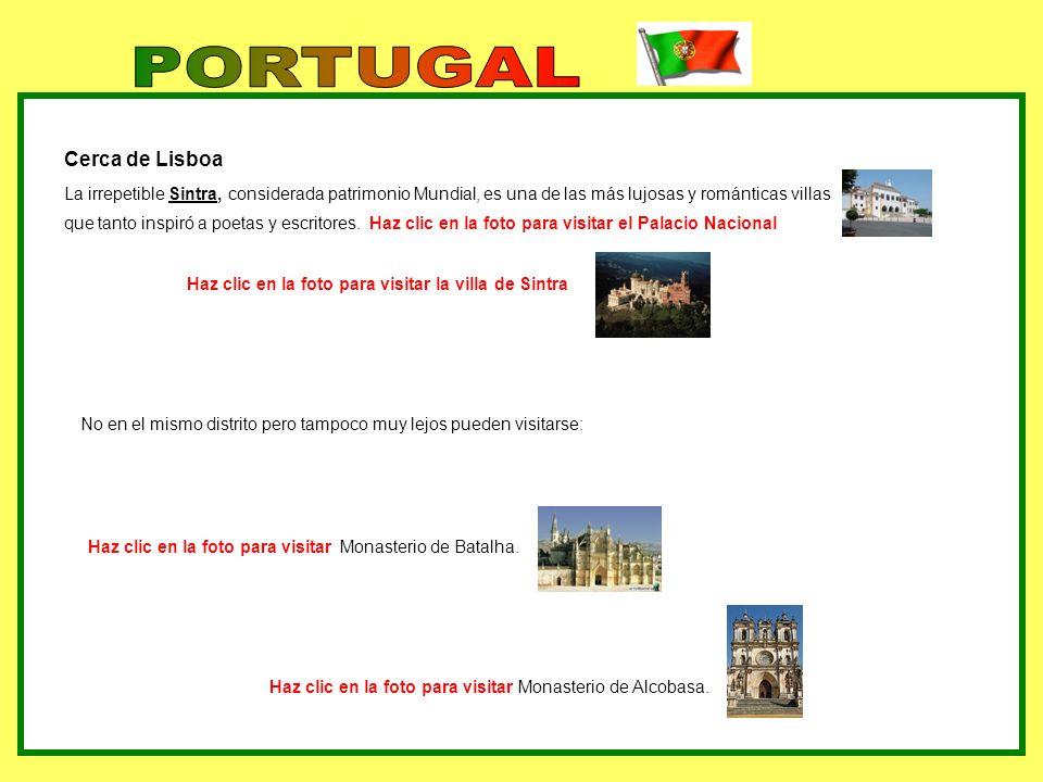 PORTUGAL Cerca de Lisboa