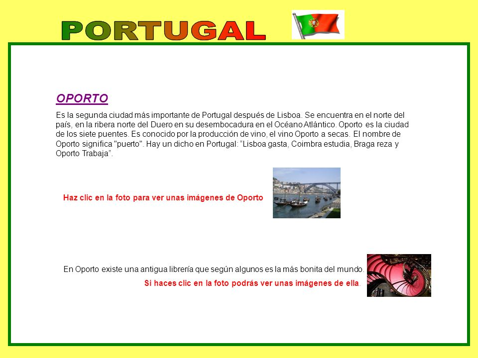 PORTUGAL PORTUGAL.