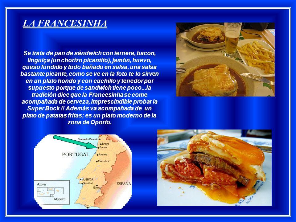 LA FRANCESINHA