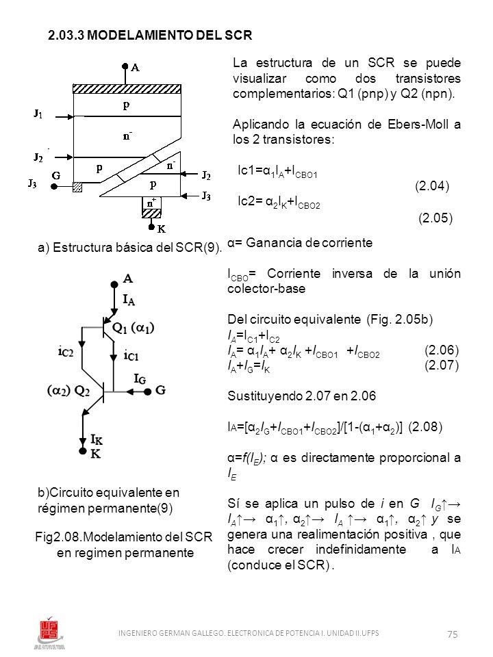 Aplicando la ecuación de Ebers-Moll a los 2 transistores: