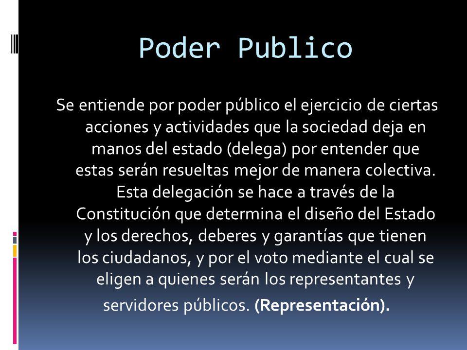 Poder Publico