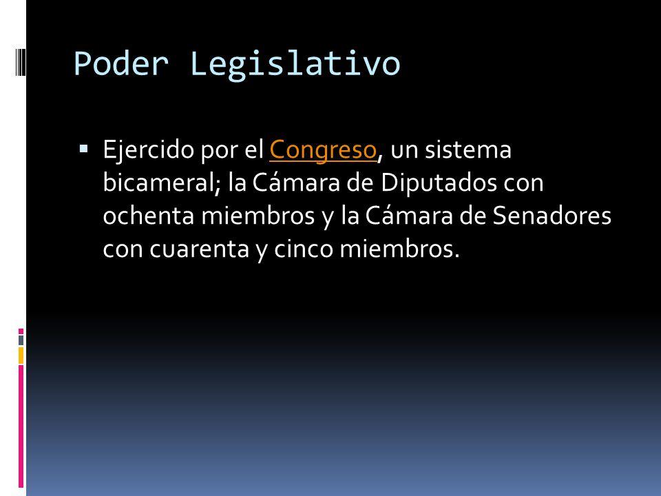 Poder Legislativo