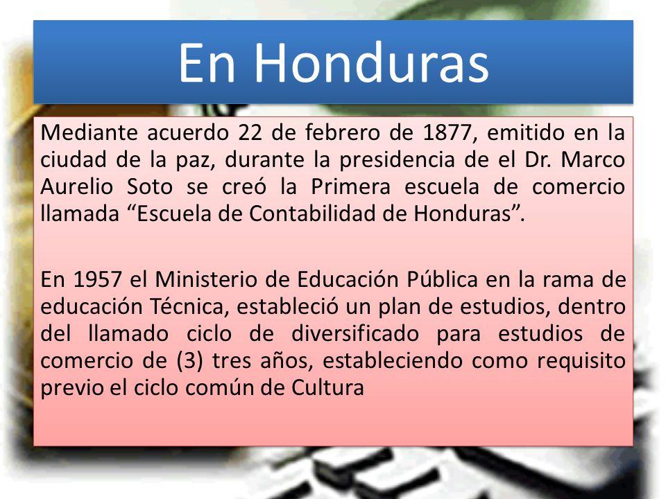 En Honduras