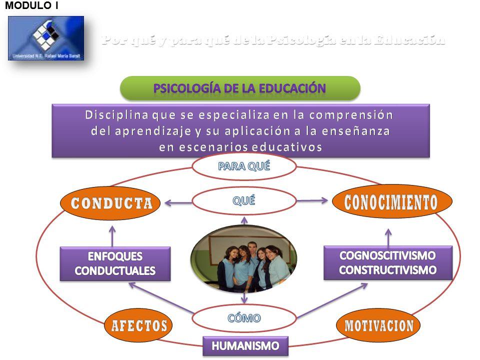 Por qué y para qué de la Psicología en la Educación