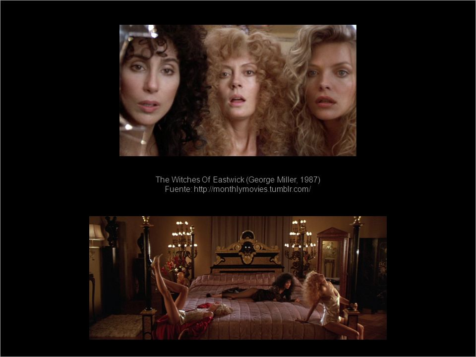 The Witches Of Eastwick (George Miller, 1987)