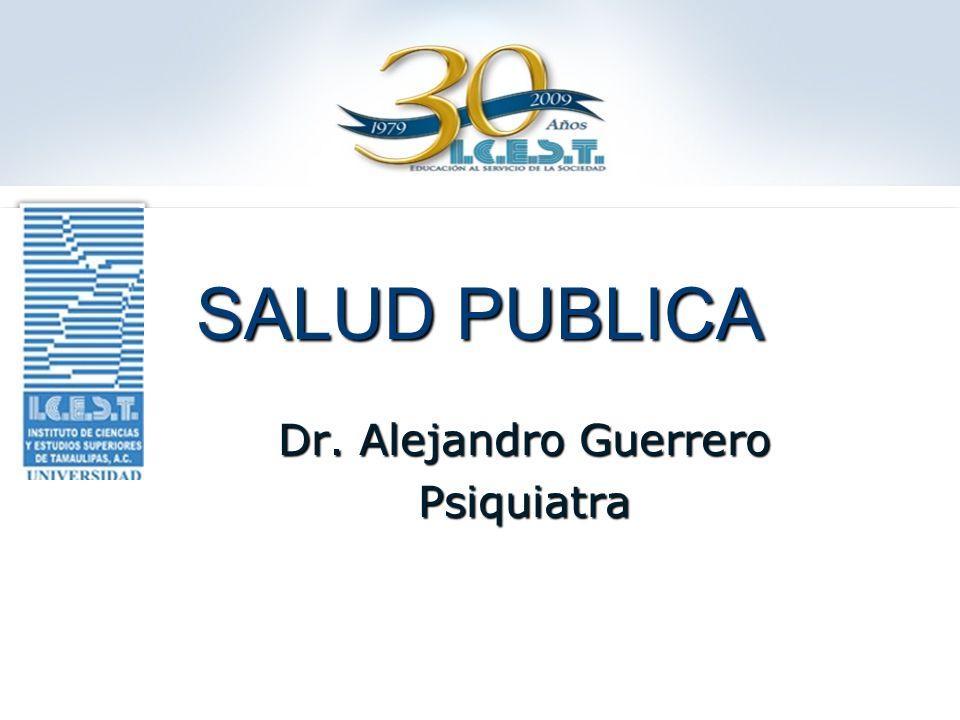 Dr. Alejandro Guerrero Psiquiatra