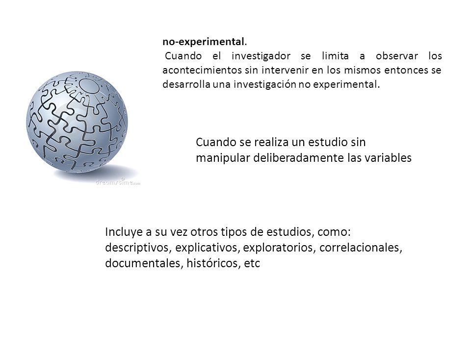 no-experimental.