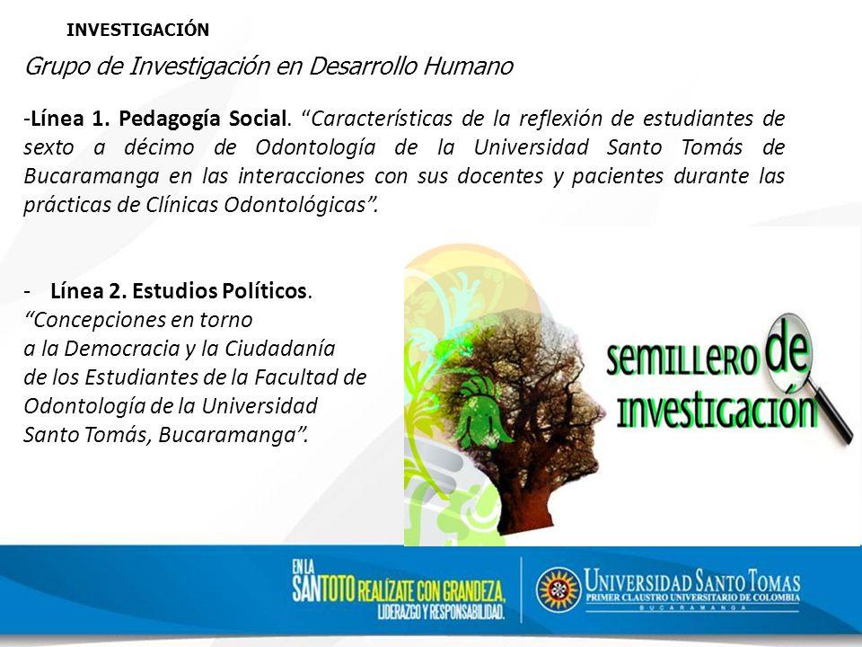 Grupo de Investigación en Desarrollo Humano