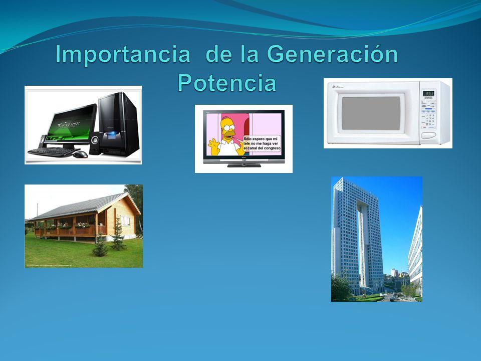 Importancia de la Generación Potencia