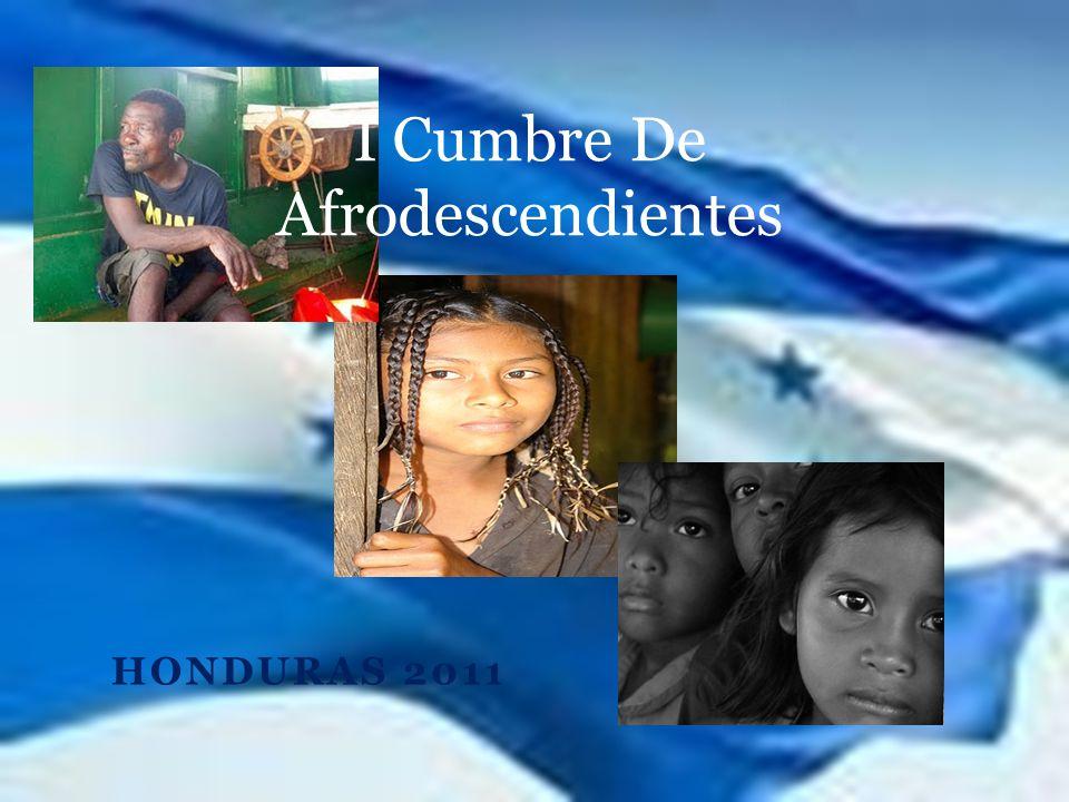 I Cumbre De Afrodescendientes