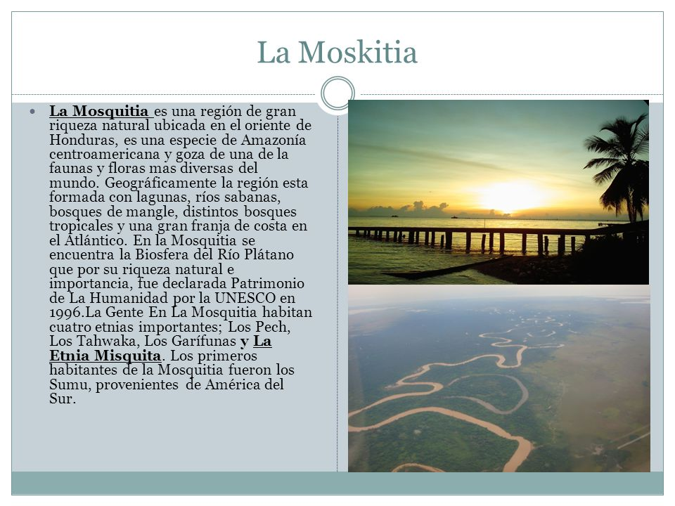 La Moskitia