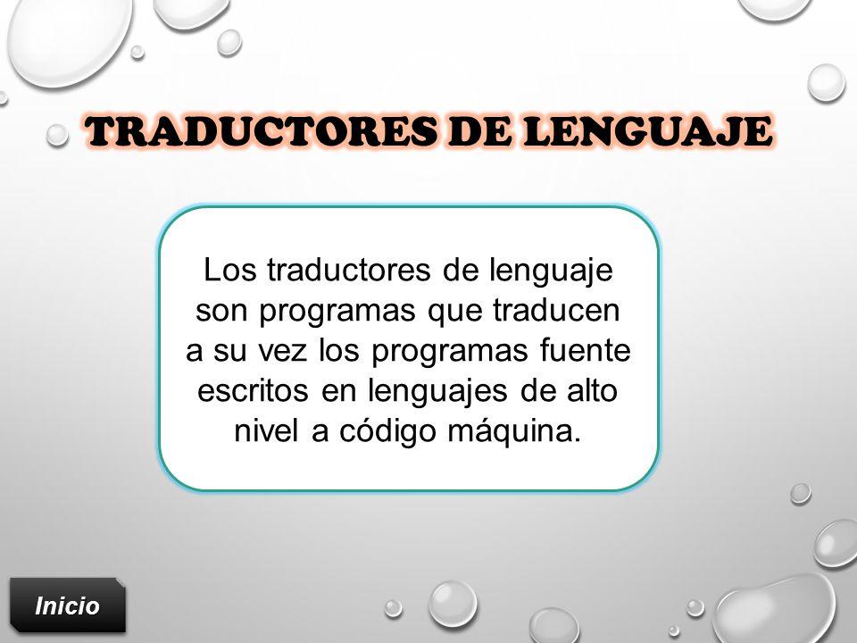 Traductores de Lenguaje