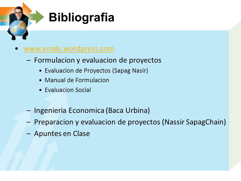Bibliografia www.erods.wordpress.com