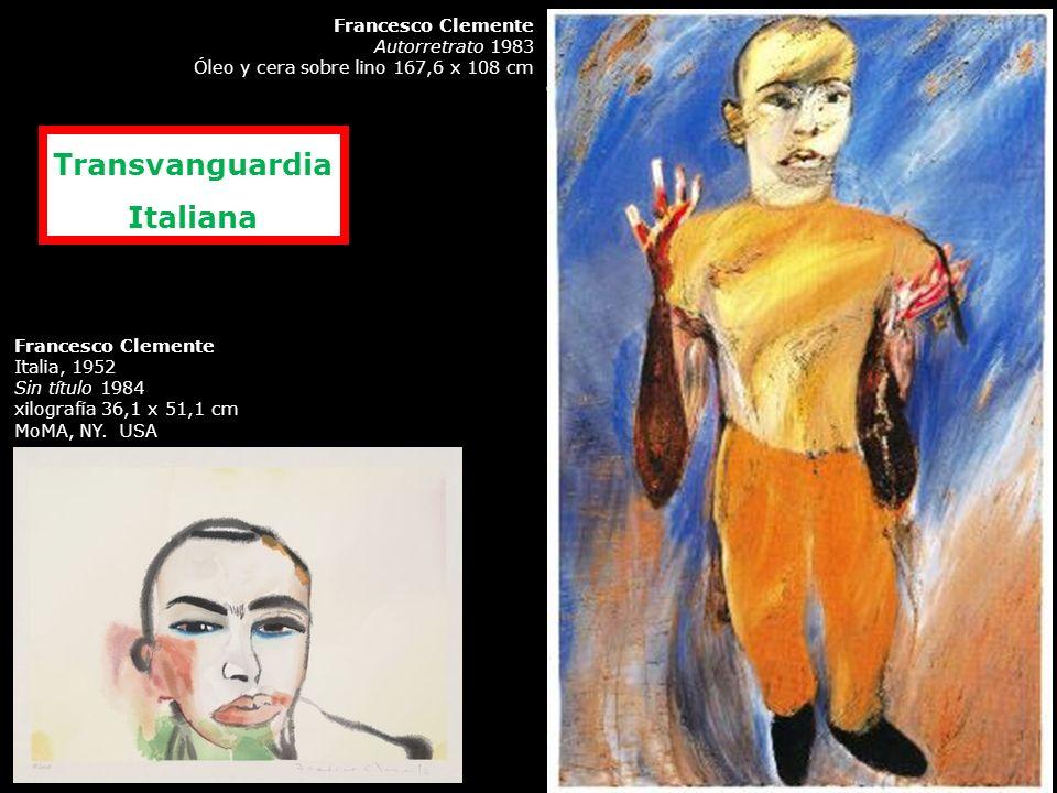 Transvanguardia Italiana
