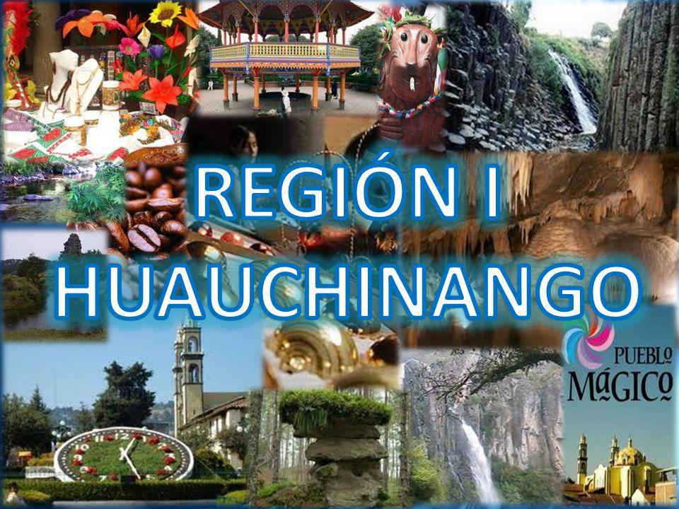 REGIÓN I HUAUCHINANGO
