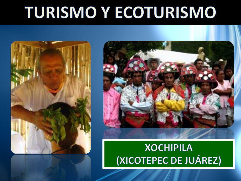 TURISMO Y ECOTURISMO XOCHIPILA (XICOTEPEC DE JUÁREZ)