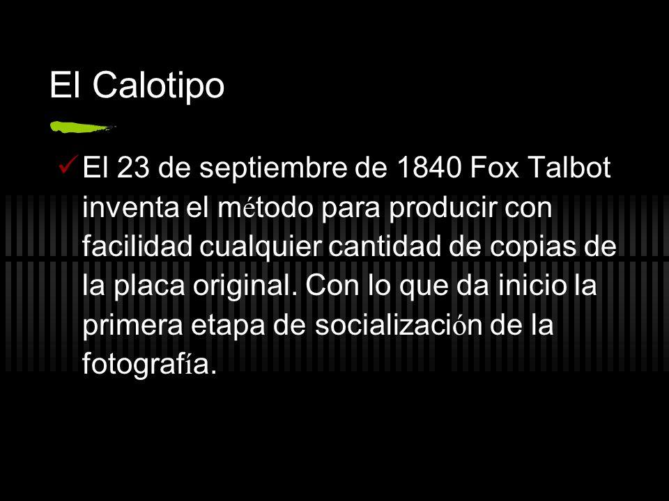 El Calotipo