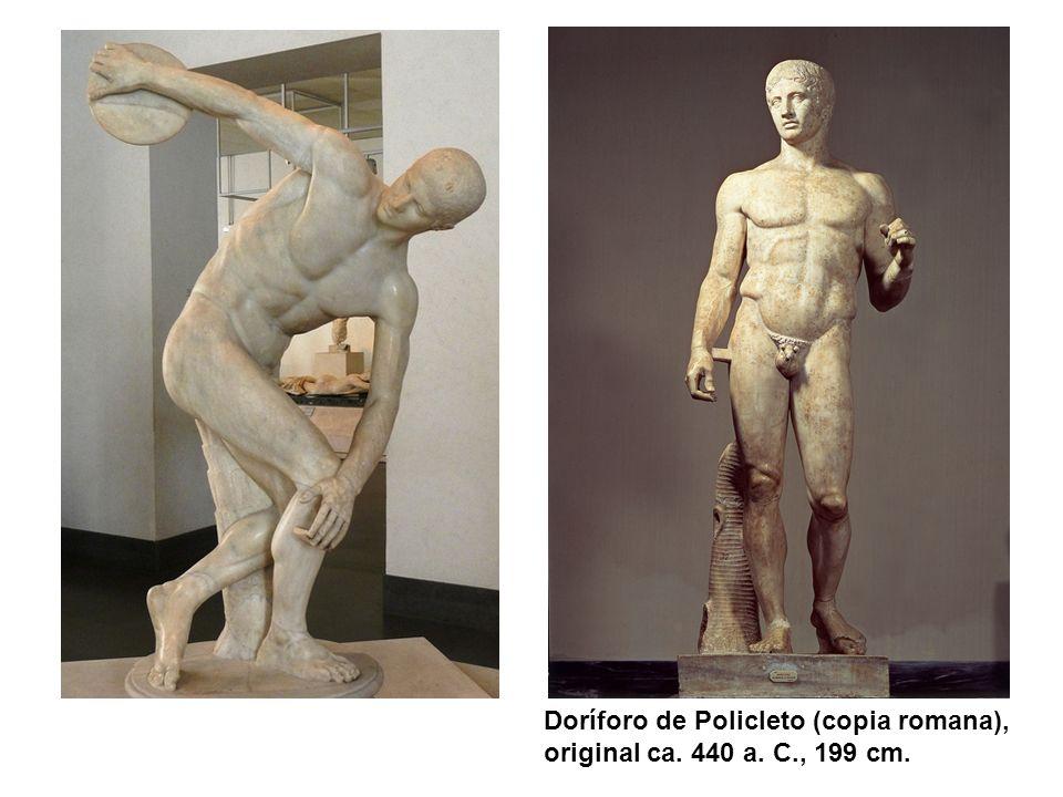Doríforo de Policleto (copia romana),