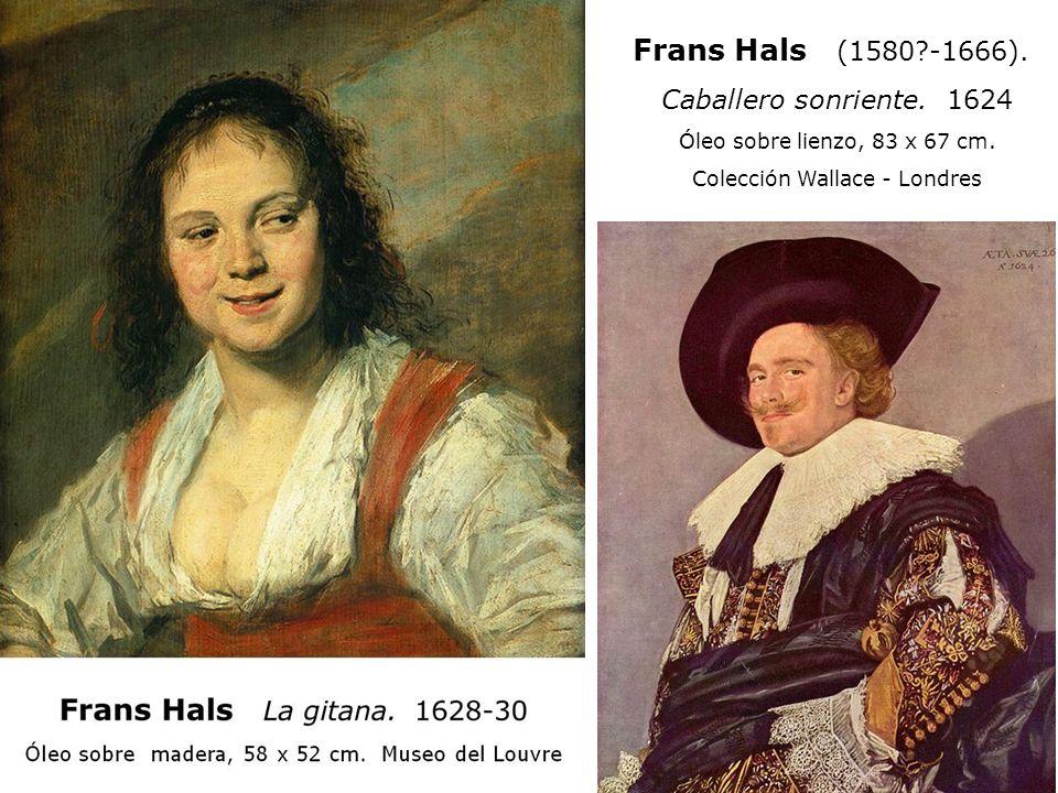 encargo Frans Hals (1580 -1666). Frans Hals La gitana. 1628-30