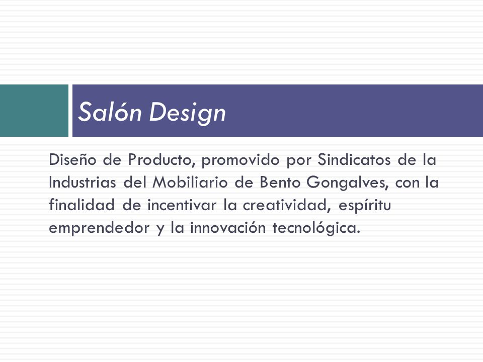 Salón Design
