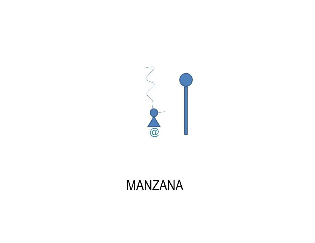 @ MANZANA
