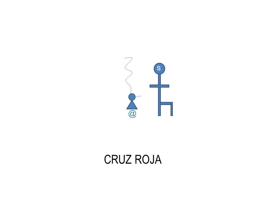 s @ CRUZ ROJA