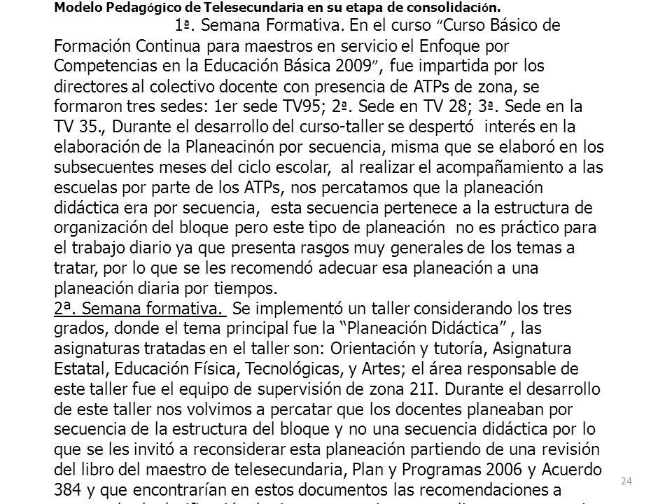 LÍNEA DE ACCIÓN PEDAGÓGICA