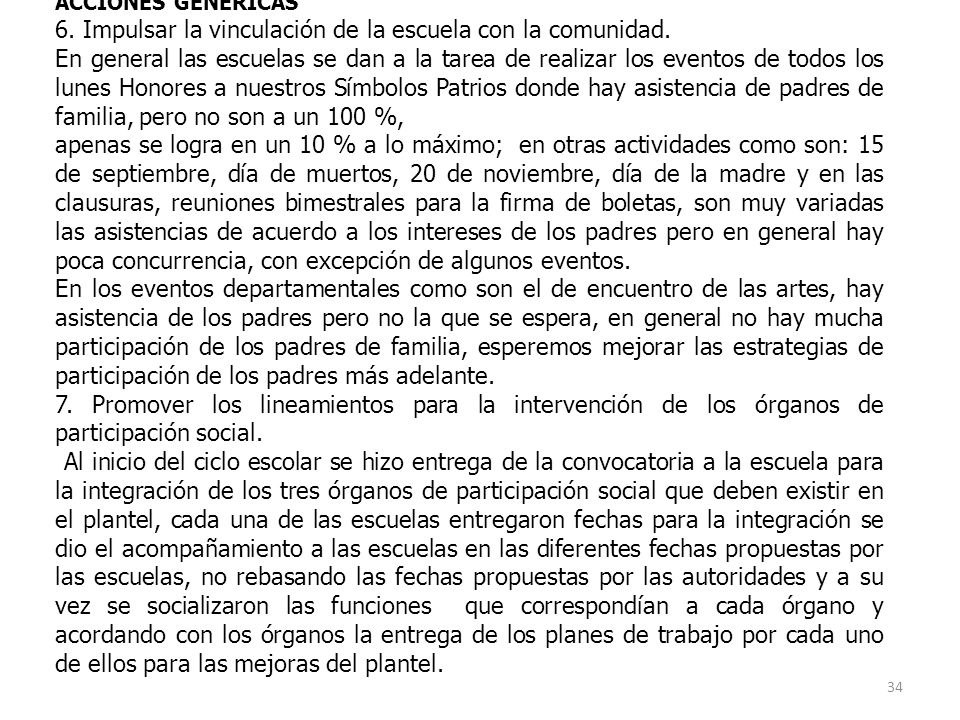 LINEA DE ACCION COMUNITARIA