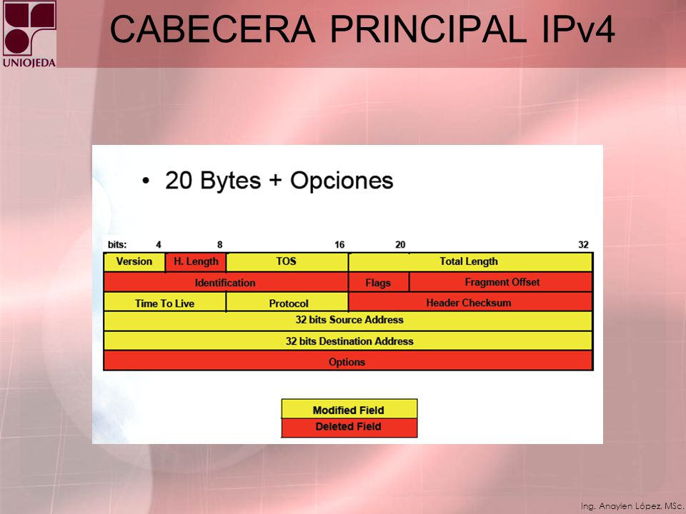 CABECERA PRINCIPAL IPv4